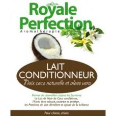 Royale Perfection Coconut Milk Conditioner - Lait Conditionneur Noix de Coco Naturelle