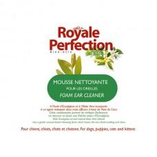 Royale Perfection Foam Ear Cleaner Eucalyptus & Aloès Vera - Mousse Nettoyante Oreilles à l'Eucalyptus & Aloès