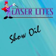 Laser Lites Show Oil
