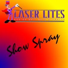 Laser Lites Show Spray