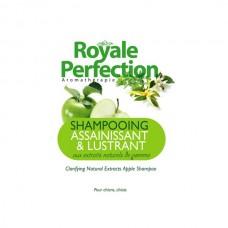 Royale Perfection Clarifying Deodorizing Shiny Apple Cider Sh - Sh Assainissant Déodorisant Lustrant à la Pomme (cidre)