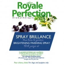 Royale Perfection Finishing Brightening Spray with Berries  - Spray Brilliance aux Baies de Genièvre