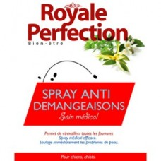Royale Perfection Anti Itching Spray - Spray Anti Démangeaisons